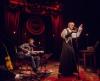 Livemusik, Lesungen und Theatrales im Hof des Neuen Theaters auf der Kulturinsel