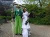 Fliederblütenzeit im Zoo - Der Berg duftet!