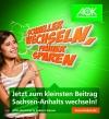 Die AOK Sachsen-Anhalt informiert : Praktische Hilfe für pflegende Angehörige