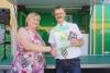 """Schulgartenprojekt der AOK Sachsen-Anhalt : """"Kleines Gemüse ganz groß"""""""