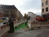 Wochenendsperrung am Rannischen Platz - Baustellenfahrplan ab dem 9. März