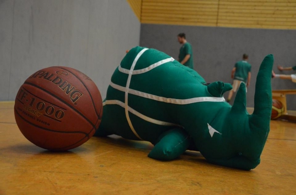 Erster Rhinos-Basketball-Cup am 12. August in Halle (Saale)