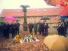 Gedenken im Mansfelder-Land, wie überall im Land zum Volkstrauertag