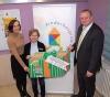 Spendenübergabe in Halle - AOK Sachsen-Anhalt sammelte jeweils 2.500 Euro für  2 Kinderhospize